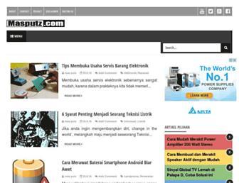masputz.com screenshot