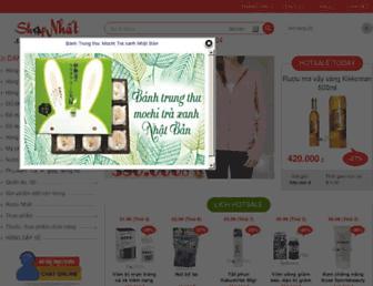shopnhat.vn screenshot