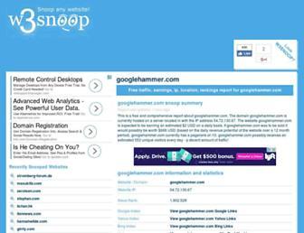D521dd039c46ec54d8fea55e84a963567f09a997.jpg?uri=googlehammer.com.w3snoop