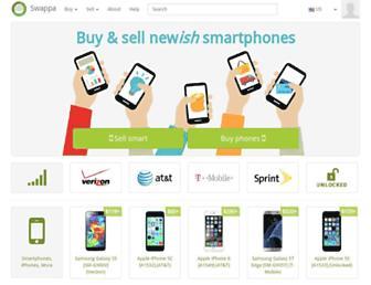Thumbshot of Swappa.com