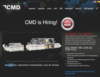 cmd-corp.com screenshot