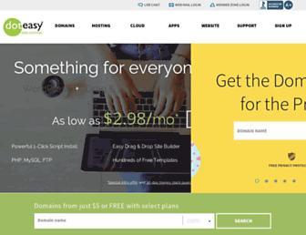 Thumbshot of Doteasy.com