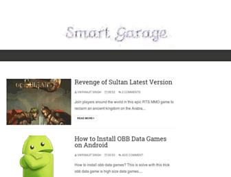 smartgarage4u.blogspot.com screenshot