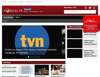 Thumbshot of Twarzebiznesu.pl