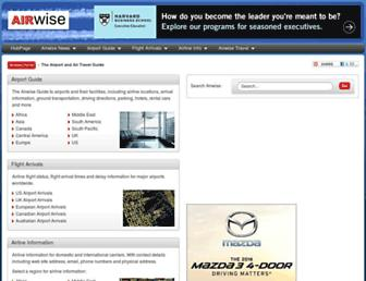 Thumbshot of Airwise.com