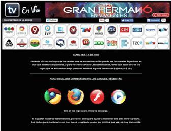 sin-tele.com screenshot