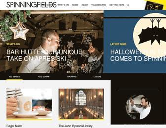 spinningfieldsonline.com screenshot