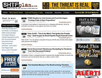 Thumbshot of Shtfplan.com