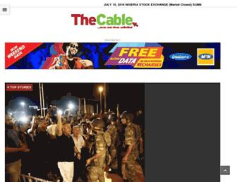 Thumbshot of Thecable.ng