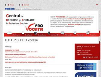 provocatie.ro screenshot
