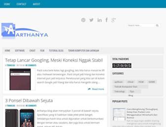arthanya.blogspot.co.id screenshot