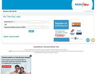 Thumbshot of Mytatasky.com
