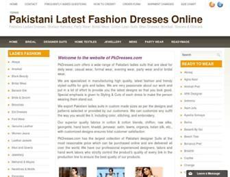 Thumbshot of Pkdresses.com