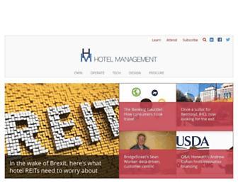 Thumbshot of Hotelmanagement.net