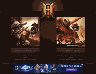 Thumbshot of Heroes-wow.com