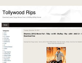 tollyrips.blogspot.com screenshot