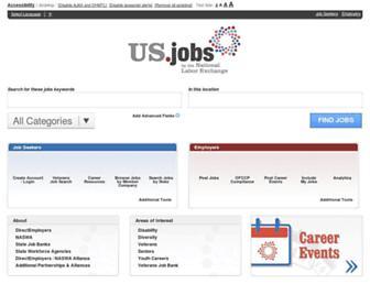 Thumbshot of Jobcentral.com