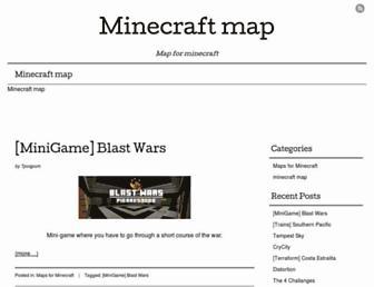 minecraft-map.org screenshot