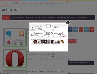 allin1onlyforyou.blogspot.com screenshot