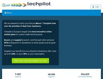 quel.com screenshot