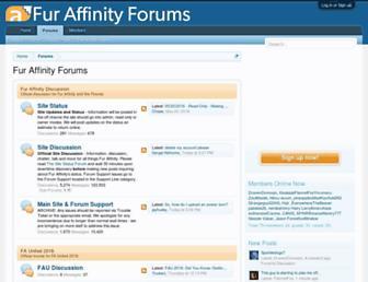 forums.furaffinity.net screenshot