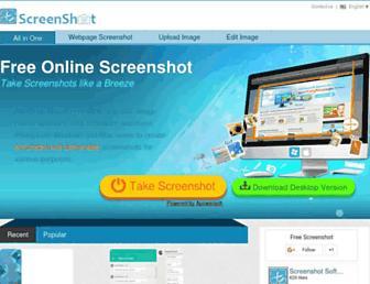screenshot.net screenshot