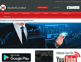 marketgurukul.com screenshot