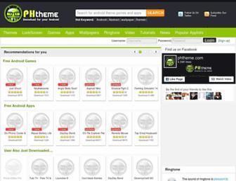 Thumbshot of Phtheme.com