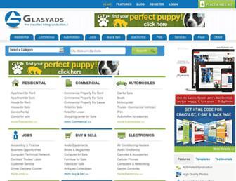 Thumbshot of Glasyads.com
