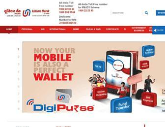 Thumbshot of Unionbankofindia.com