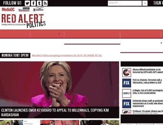 Thumbshot of Redalertpolitics.com
