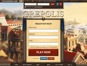 Thumbshot of Grepolis.com