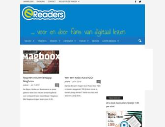 ereaders.nl screenshot