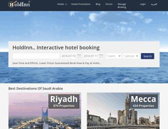Thumbshot of Holdinn.com
