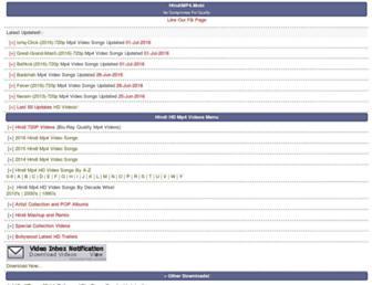 hindimp4.mobi screenshot