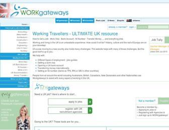 workgateways.com screenshot