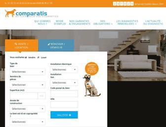 comparatis.fr screenshot