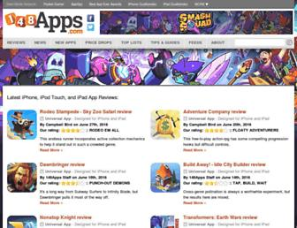 148apps.com screenshot