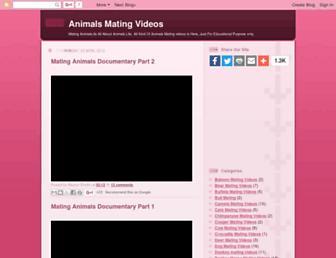 zoo-mating.blogspot.com screenshot