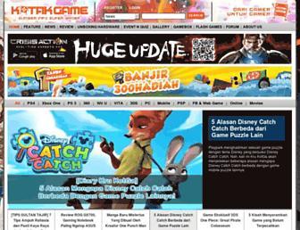 kotakgame.com screenshot
