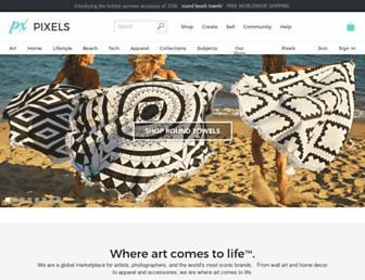 Thumbshot of Pixels.com