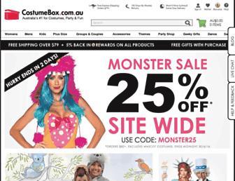 Thumbshot of Costumebox.com.au