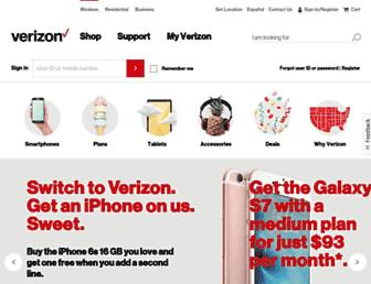 Thumbshot of Verizonwireless.com