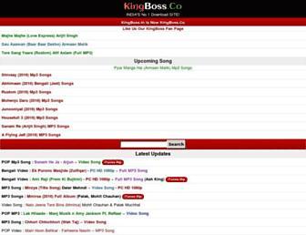 kingboss.co screenshot