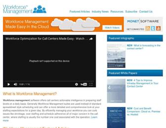 workforcemanagementtoday.com screenshot