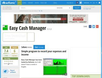 easy-cash-manager.en.softonic.com screenshot