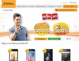 Thumbshot of Jazztel.com