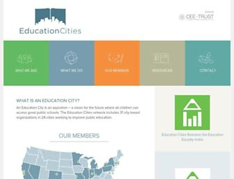 cee-trust.org screenshot