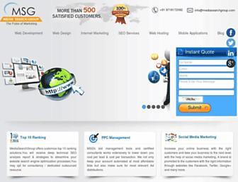 Thumbshot of Mediasearchgroup.com
