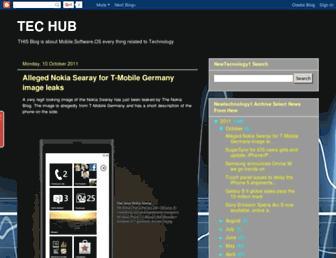 newtecnology1.blogspot.com screenshot